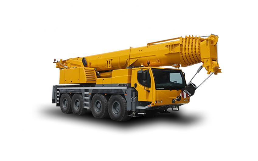 4 120T - 120T - Liebherr - LTM1100-4.1 LTM1100-4.1