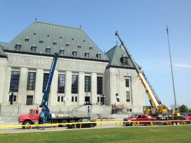 Supreme Court of Canada / Ottawa