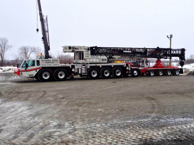 Some of our cranes / Outaouais
